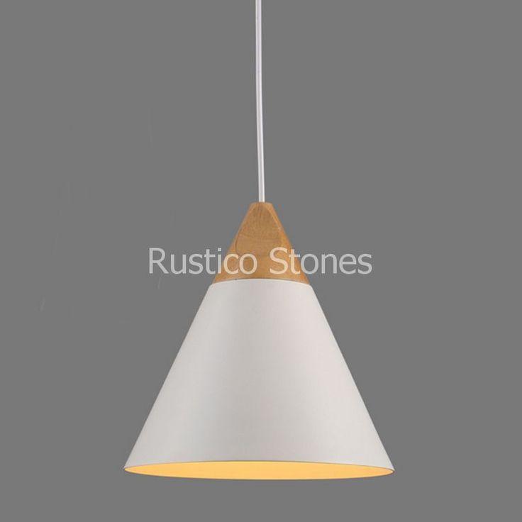 Fabulous Vintage hanglamp retro vintage Alumnium hout Rustico Woonwinkel in Eibergen Moderne klassieke