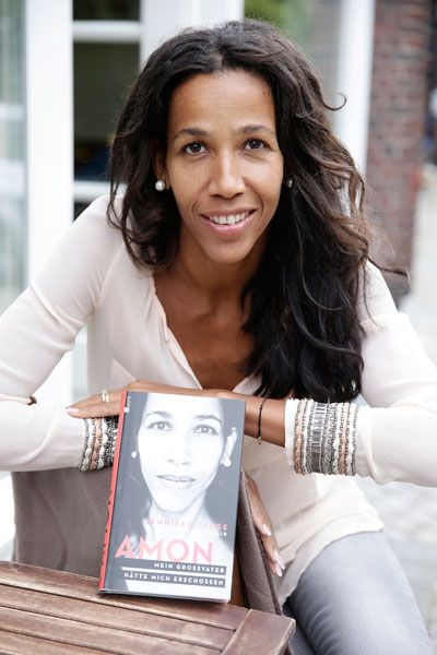 This Adopted Woman Had To Go To Therapy After Learning Her Grandfather',s Identity - Jennifer Teege ~ Teege has recounted every emotional detail in her memoir Amon, which was published in German in 2013. The English version, titled My Grandfather Would Have Shot Me: A Black Woman Discovers Her Family's Nazi Past, is set for release this April.