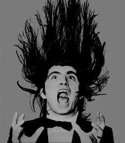 Screaming Lord Sutch is my hero.