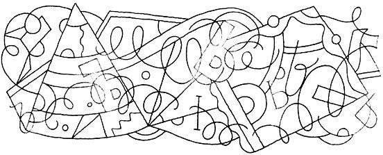 Найди спрятанные буквы «Ъ» и «Ь». Обведи их.