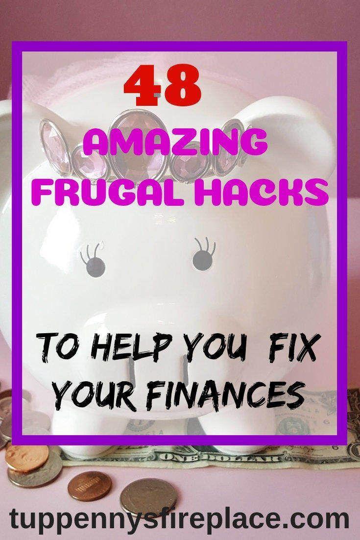 Diese 48 einfachen, sparsamen Tipps helfen Ihnen dabei, zu lernen, wie Sie Ihren Gehaltsscheck …   – Frugal Boards I Follow