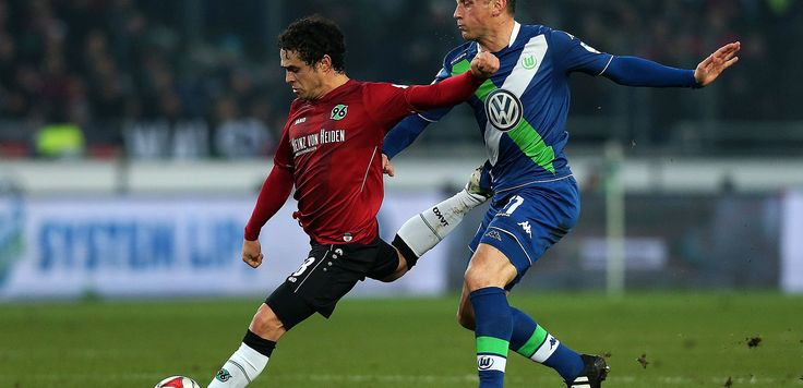 @Hannover96 Manuel Schmiedebach #9ine