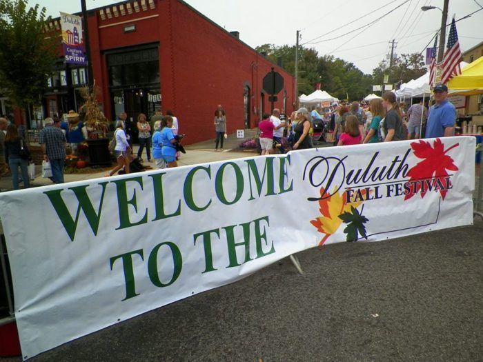 13. Duluth Fall Festival—Duluth