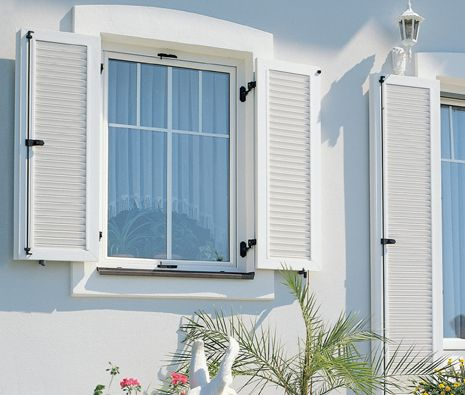 blinds and shutters from Gealan Romania