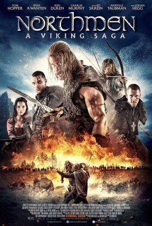 Northmen: A Viking Saga movie poster.