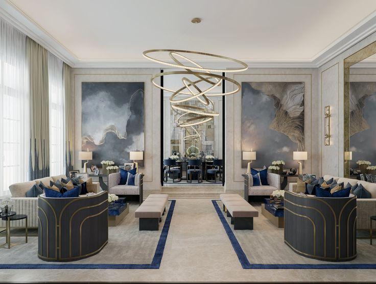 Saudi Arabia Villa | LUXURY LIVING ROOMS | Pinterest ...