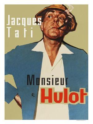 Monsieur Hulot, un film de Jacques TATI