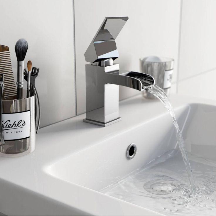 Escala+Waterfall+Basin+Mixer+Tap