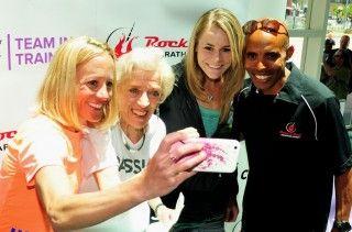 92-Year-Old Harriette Thompson Completes Rock 'n' Roll San Diego Marathon - Women's Running