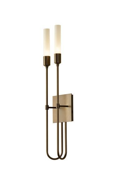 Lisse Direct Wire Wall Sconce With Gl Diffuser Ada