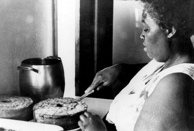 """Georgia Gilmore used her skills in the kitchen to raise funds for the Civil Rights Movement. She started a group called the 'Club from Nowhere' — deliberately named so that funds couldn't be easily tracked and members could answer honestly that the money they had came from """"nowhere."""" She remained active in the civil rights movement — the day she died in 1990, she was cooking a meal to commemorate the 25th anniversary of the Selma March. (S.S. Seay Sr. Educational Foundation)"""