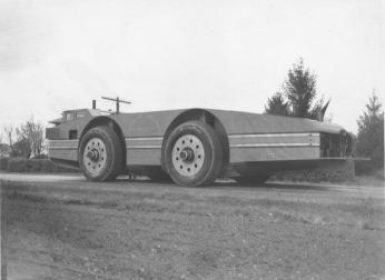 Fralick Photo No. B5 - October 30, 1939 - Gomer, Ohio