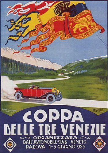 Poster che verranno pubblicati sul libro... In auto sulle Alpi, con le prime gare in ambiente alpino, la Gordon Bennet Cup, la Susa Moncenisio del 1902, la Coppa d'Oro delle Alpi, la Stella Alpina, la Coppa d'Oro delle Dolomiti, Alpenfahrt, ecc...