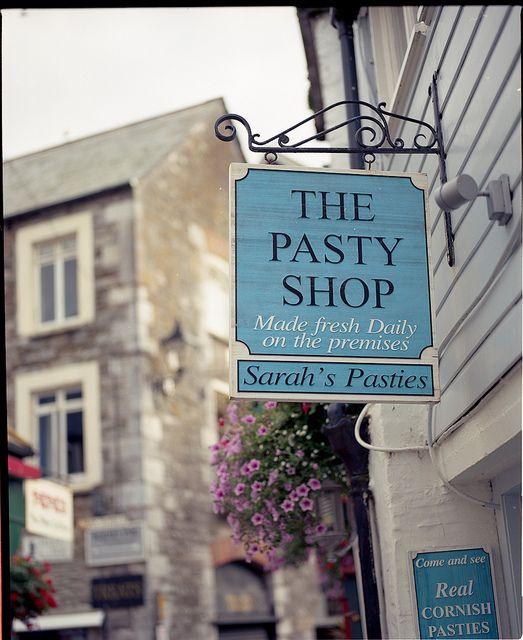 Sarah's Pasty Shop | Cornwall