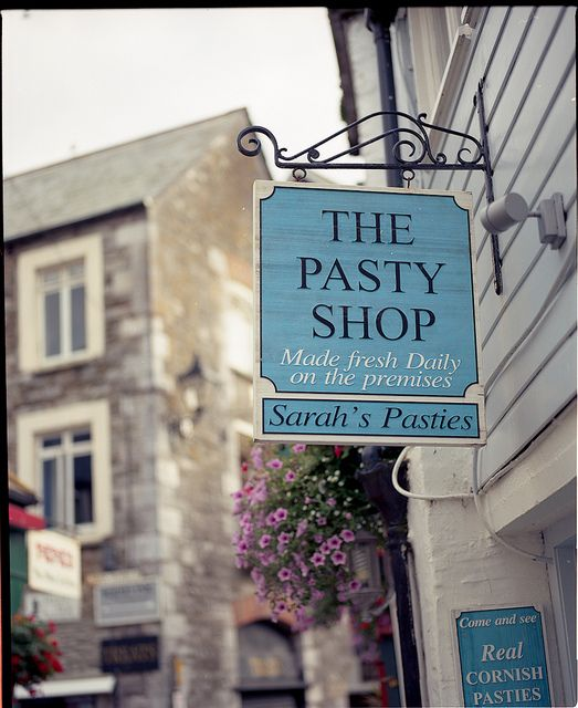 Sarah's Pasty Shop   Cornwall