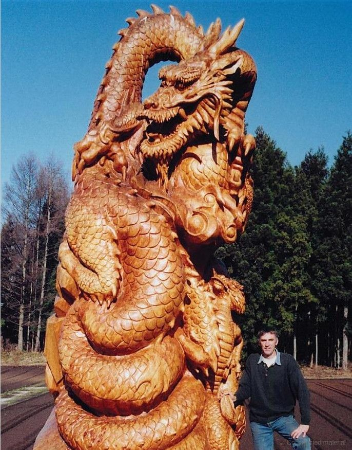 Best chainsaw sculptures images on pinterest wood