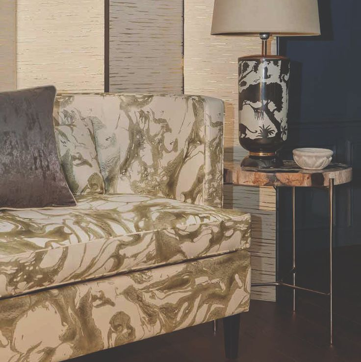 NOBILIS Fabrics Collection 2015 CHIMERES - Agate