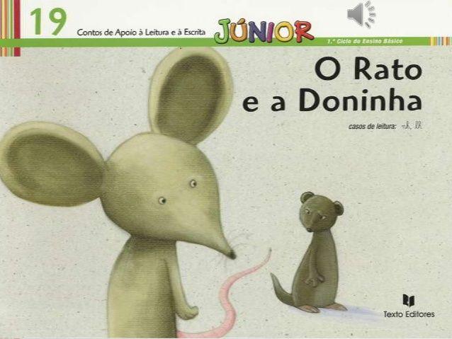 O rato e a doninha