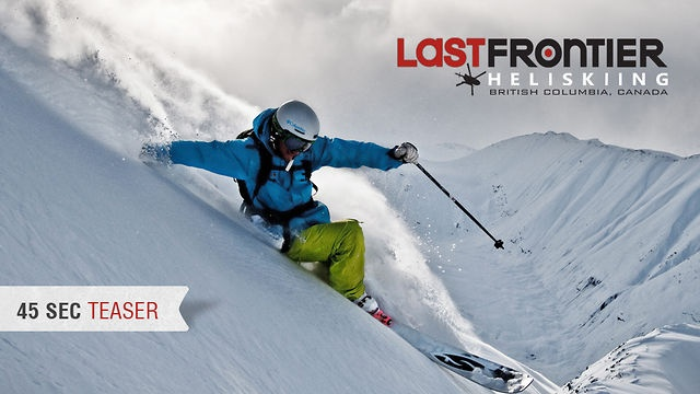 Last Frontier Heliskiing: Our 2012 heli skiing teaser video.    #heliski #heliskiing #video #movie