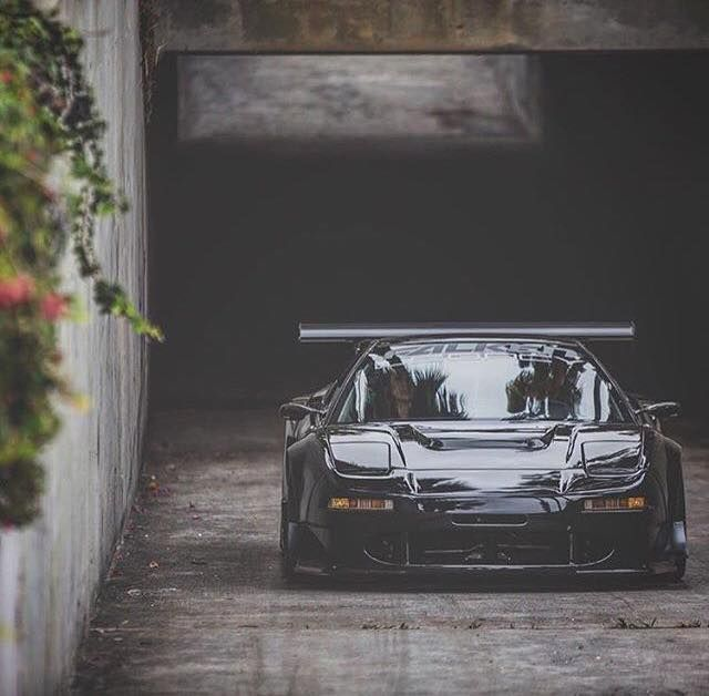 Honda NSX I have driven one but never gotten to throw one sideways, such a great handling car once you learn it s weight bias #DCBL