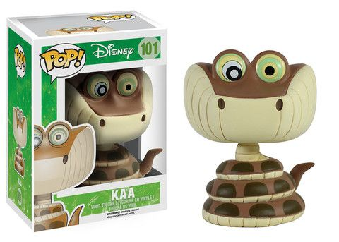 POP! Disney: Jungle Book - Kaa | Funko  Possible Stores: B&N, Target, Walmart, Toys R Us...