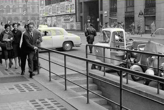 Lambretta Lambro FDC 'Classe Tousrisques' Movie - 1960