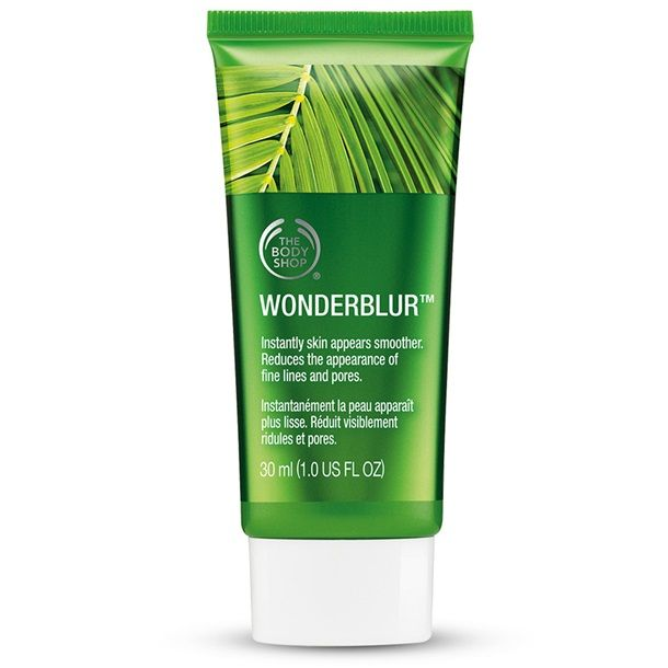 The Body Shop Wonderblur Face Primer Launches Spring 2015