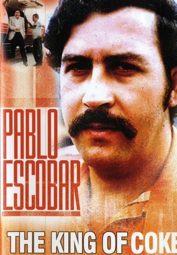 Pablo Escobar: King of Cocaine (TV Movie 1998)