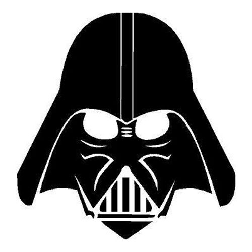 Star Wars Darth Vader Laptop Car Truck Vinyl Decal Window Sticker PV380