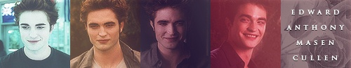 'The Twilight Saga' - Edward Through the Years.