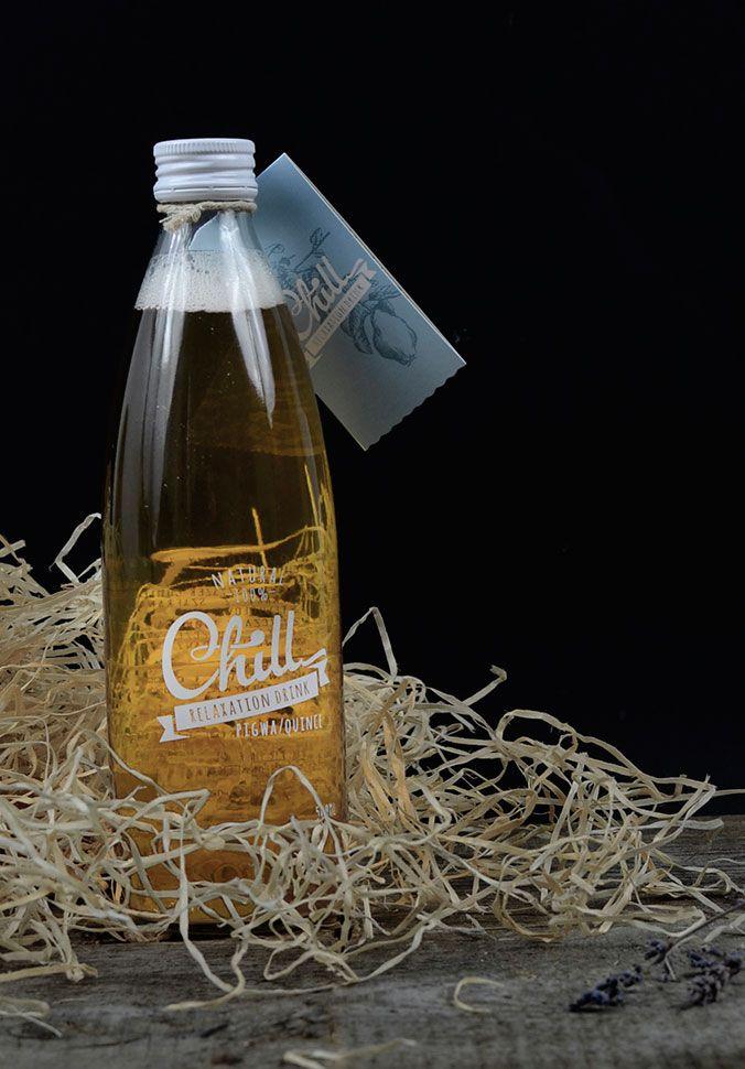 Chilldrink - relaksujący napój z pigwy