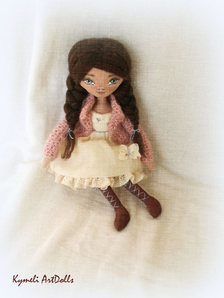 Collectible Art Doll - 28cm