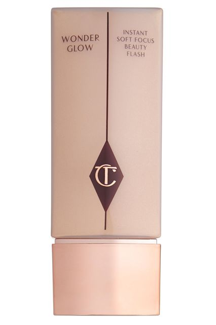 Charlotte Tilbury's makeup line is an overall slam dunk, but Wonderglow is one of our favorites. The primer adds a serious dose of shine, which is pretty much everything we could ever want from it.Charlotte Tilbury Wonderglow, $52, available at Charlotte Tilbury.