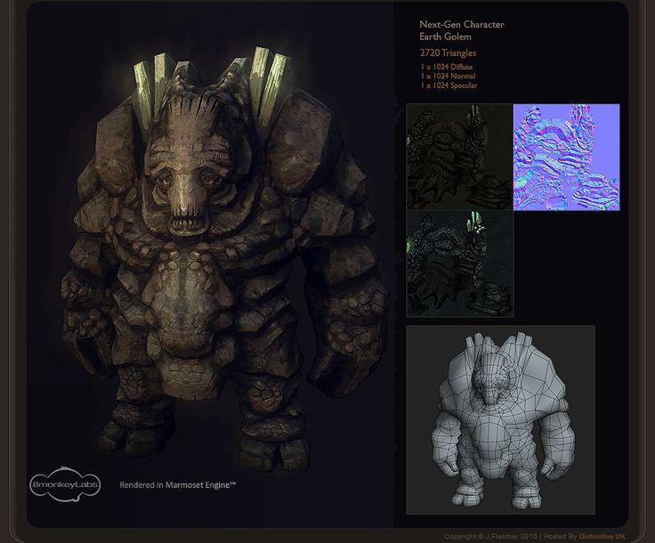 Jonathan Fletcher - 3D Artist