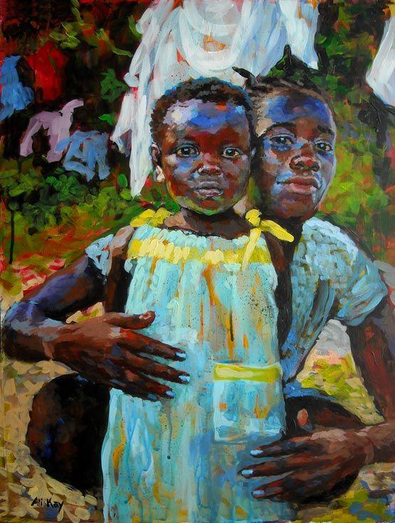 Les 101 meilleures images du tableau haitian paintings sur for Artisanat pernambouc bresil