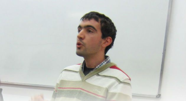 Germán Doin realizador y director del documental La Educación Prohibida habla en, Educación - Semana.com