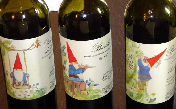 Peidmont's Wines from Josetta Saffirio