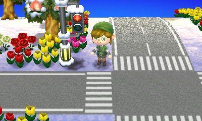 Street qr code set , with solid tile.   http://questnikki.blog.fc2.com/blog-entry-289.html