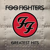 Foo Fighters: Greatest Hits Album Cover