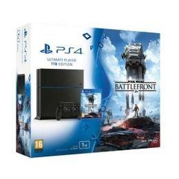 Konsola Sony PlayStation 4 1 TB + Star Wars: Battlefront