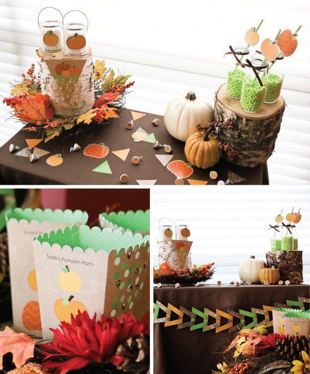 Best 25 Harvest Tables Ideas On Pinterest: 87 Best Images About Fall Harvest Party Ideas: Pumpkin