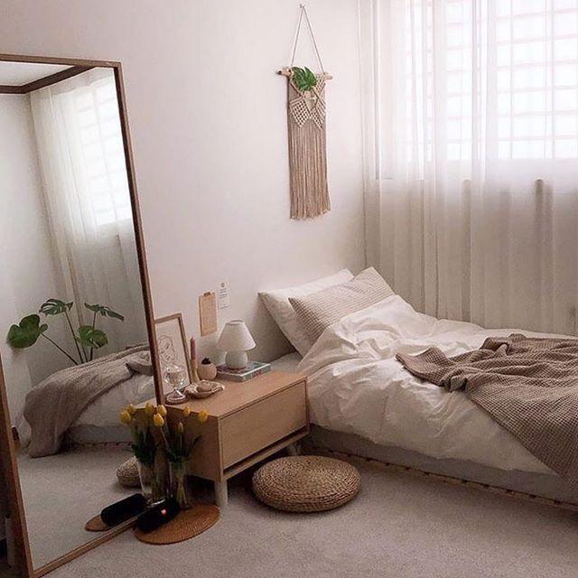Insta Jennagracemanning Aesthetic Bedroom Room Interior