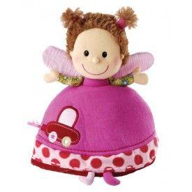 Lilliputiens Liz Reversable Doll