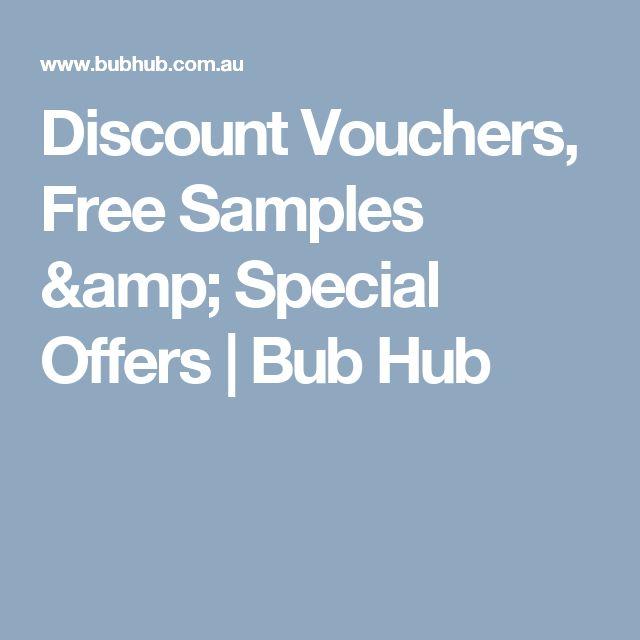 Más de 25 ideas increíbles sobre Free vouchers en Pinterest - free discount vouchers