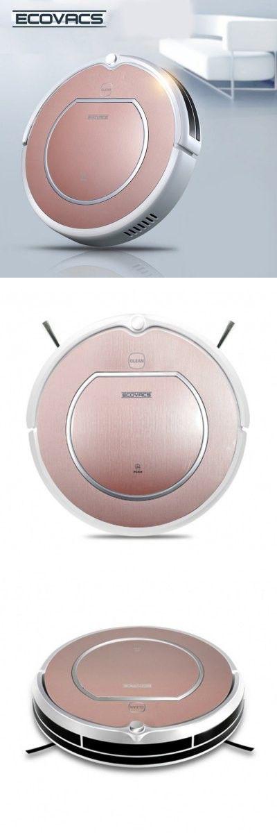 Home Improvement | ECOVACS CEN546 Smart Robotic Vacuum Cleaner $276.99