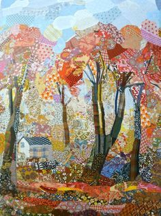 EDRICA HUWS on Pinterest | Textiles, Patchwork and Toe