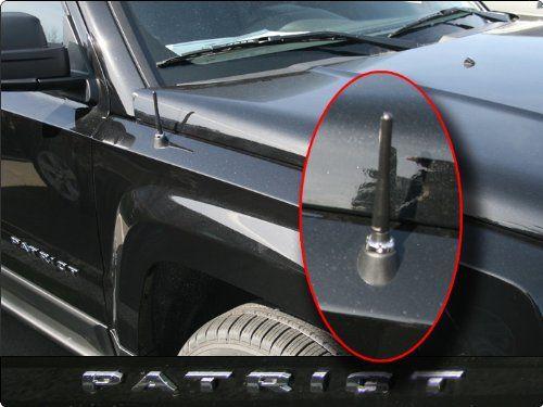 Amazon.com: The Stubby Antenna for Jeep Patriot 2007-2016: Automotive