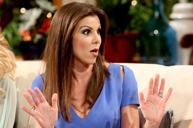 "Heather Dubrow Weighs In On Brandi Glanville's Firing From RHOBH; Says Fans Have ""Bullshit Meter"""