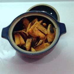Savory Sweet Potato Fries - Allrecipes.com