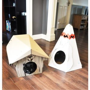 Cat Playhouse - Cabin: Image 31